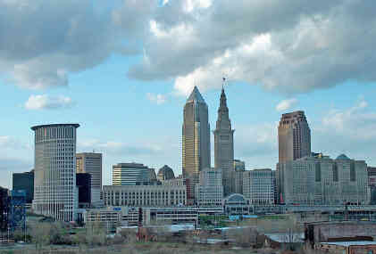 Cleveland throws 200 million dollars into a poorly conceived project. Photo credit to http://api.ning.com/files