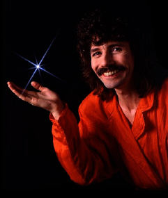 Doug Henning was the face of magic for most of the public during the 70's and 80's.